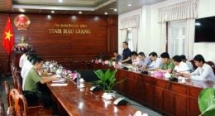 217 foreign ngos projects implemented in hau giang