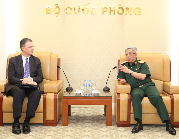 Security and defence cooperation as a bright spot in Vietnam-US relationship