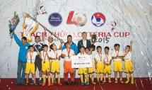 Kid Star FC wins
