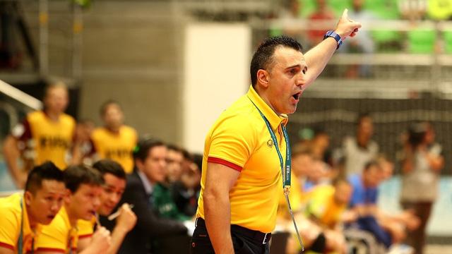 Spanish coach Bruno Garcia says goodbye to Vietnam futsal team