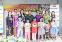 vietnamese class opens for vietnamese youth in austria