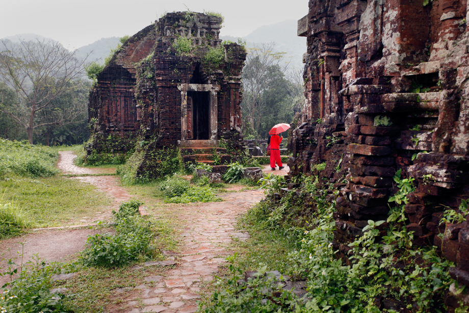 Photography book The Soul of Vietnam by US artist