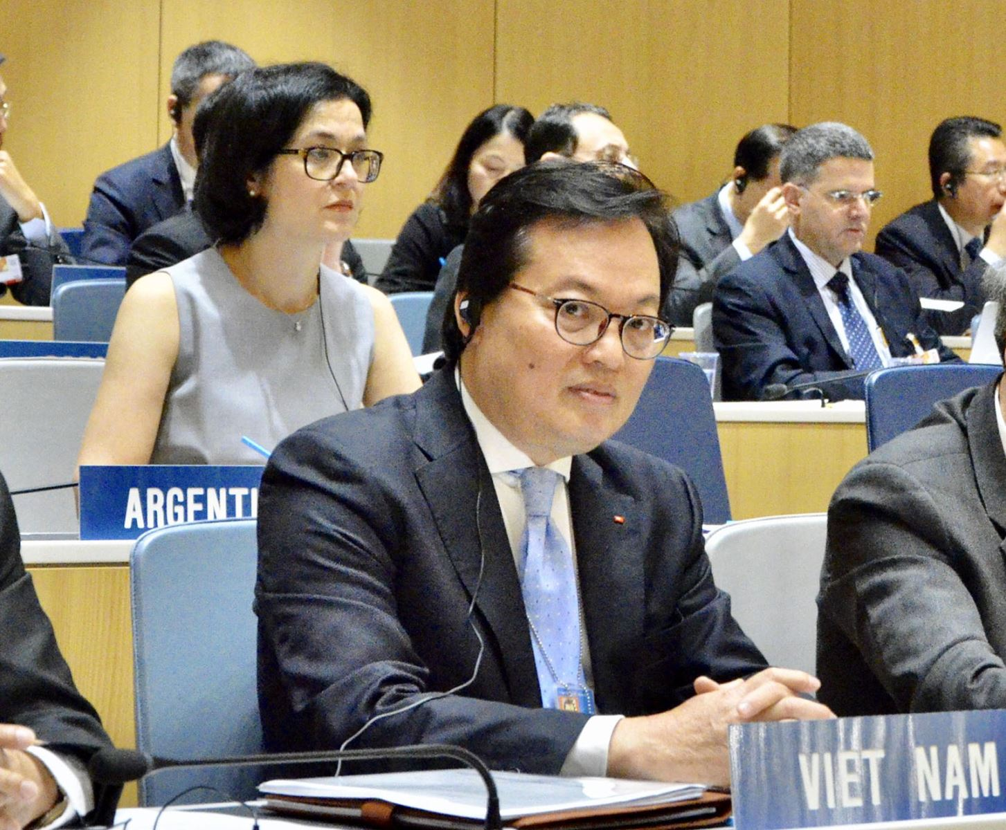 Vietnamese becomes chairman of World Intellectual Property Organization General Assembly