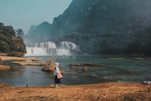 cao bang opens first ban gioc waterfall festival