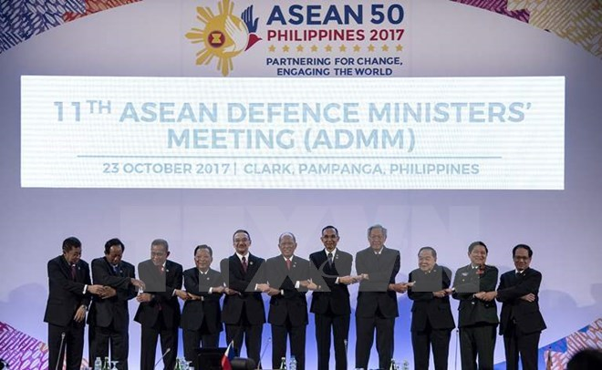 China, Japan, US support ASEAN's central role: defence ministers