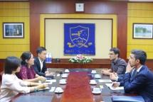 ulis and spanish university discuss cooperation prospect