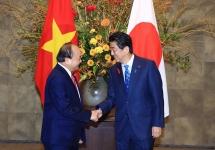 vietnam japan agree to advance extensive strategic partnership