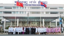 Cho Ray Phnom Penh Hospital: Symbol of friendship between Vietnam and Cambodia