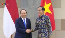 vietnam indonesia aim for breakthroughs in economic ties