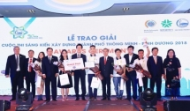 vietnamese team champions intl smart city initiative competition