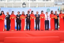 vietnam japan health examination centre inaugurated in hcm city