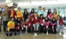 vietnam wins 40 medals ranking 12th at asian para games