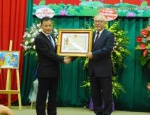 uzbekistan vietnam friendship association given friendship order