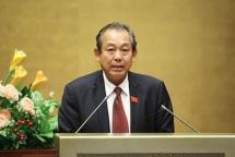 Deputy PM Truong Hoa Binh visits the Vatican