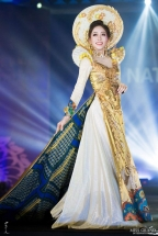 Phuong Nga achieves Top 5 finish at Miss Grand Intl's national costume competition