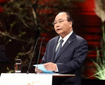 PM Nguyen Xuan Phuc attends P4G Summit in Denmark