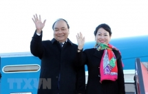pm back to hanoi from asem 12 p4g european countries