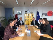 vietnam eu reiterate commitment to trade investment deals