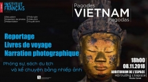 talk with french photographer about vietnamese pagodas