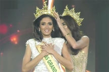 Phuong Nga finishes in Top 10, Paraguay's beauty named Miss Grand International 2018