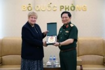 vietnam uk hold second defence policy dialogue