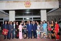 Vietnamese people in Bulgaria propose to establish Vietnamese Buddhism centre