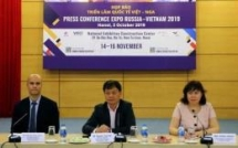 Expo-Russia Vietnam to take place in mid-November