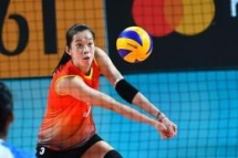 vietnamese tallest female player to join japanese volleyball team