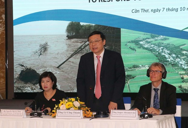 Policies, legislation in response to climate change in Vietnam to be amended