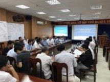 ca mau rach gia long xuyen supported to develop urban drainage and flood management plan