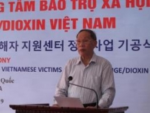 roks gyeonggi province to upgrade vietnam social protection centre for aodioxin victims