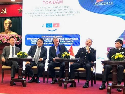 HCM City, EuroCham talk EVFTA implementation
