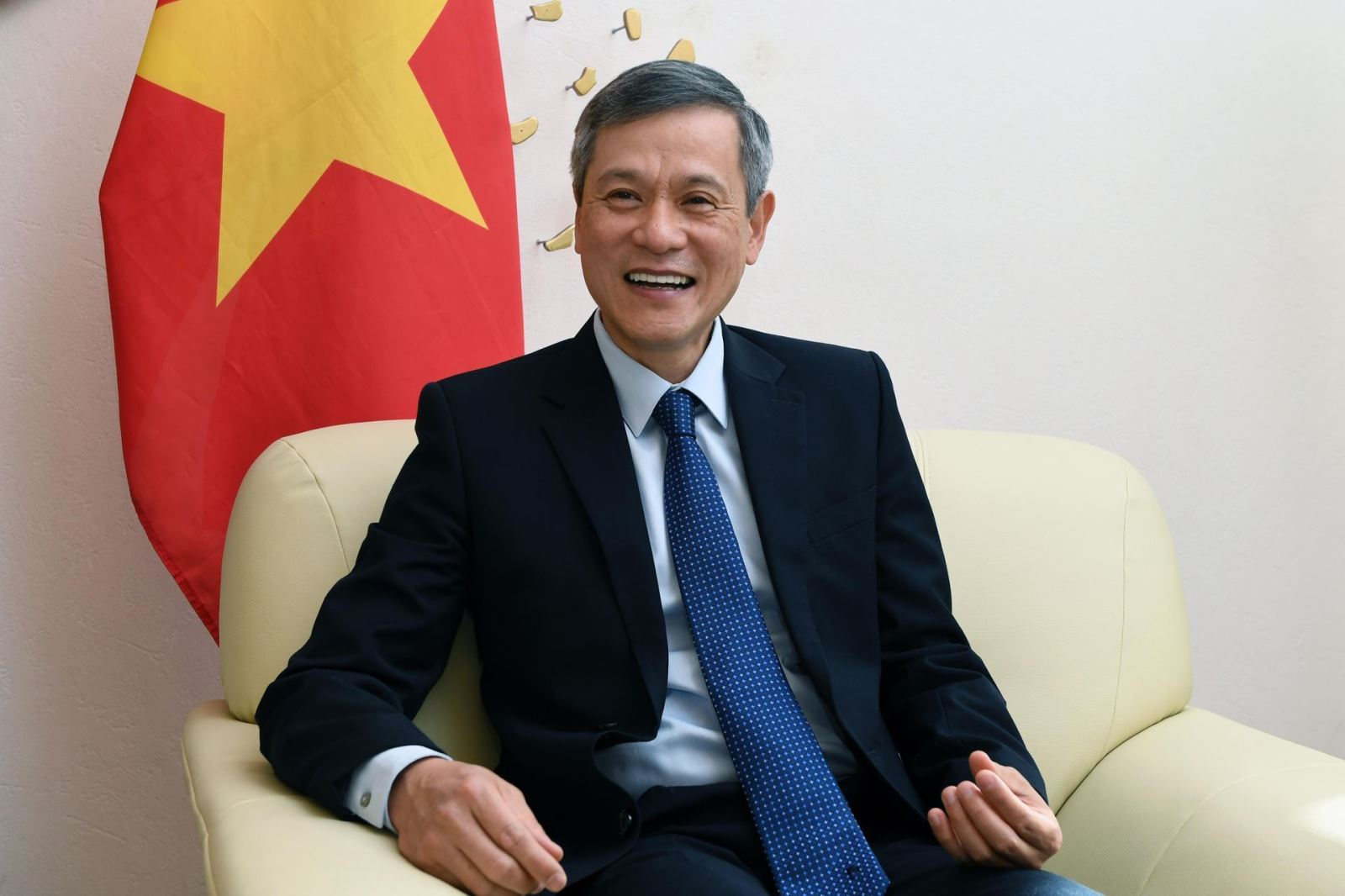 Vietnam has a robust economy with an attractive business environment: Diplomat
