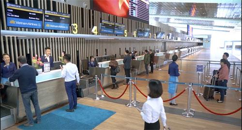 Award for Vietnam's new Van Don International Airport