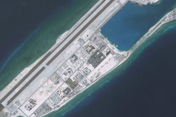 China is resorting to new forms of bullying in the East Sea