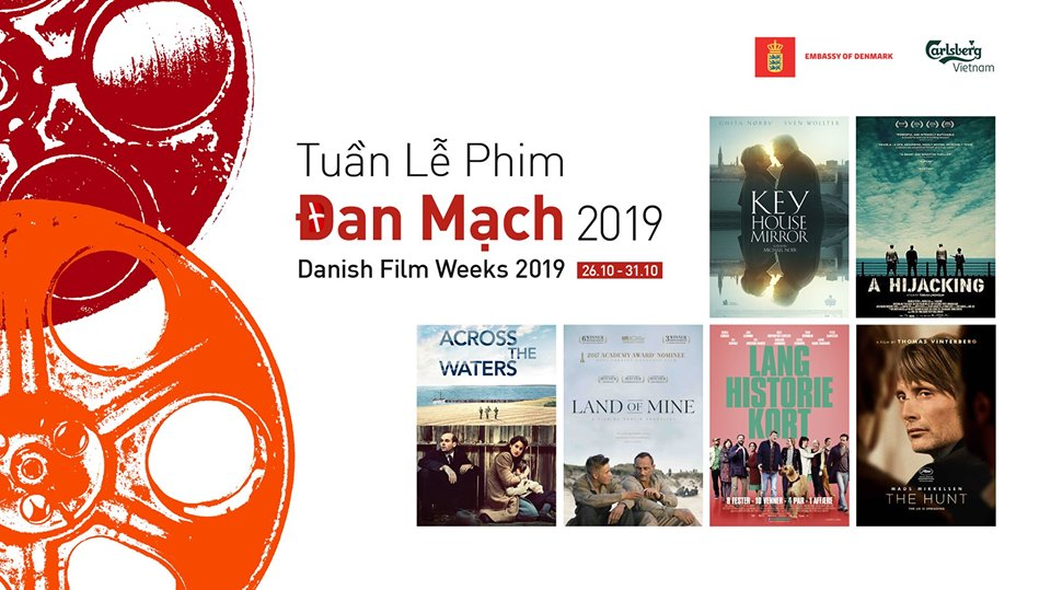 Danish Film Festival to take place in Hanoi, HCM City later this month