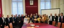 friendship order conferred upon belgium vietnam friendship association and its chairman