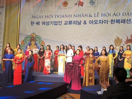 Vietnamese ao dai promoted in RoK