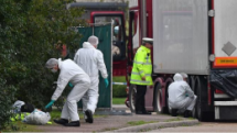 39 bodies found in truck uk police investigates people smuggling ring