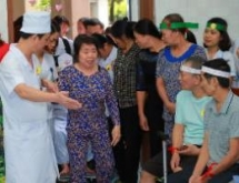 world occupational therapy day 2019 in hai duong city raise awareness spark joy