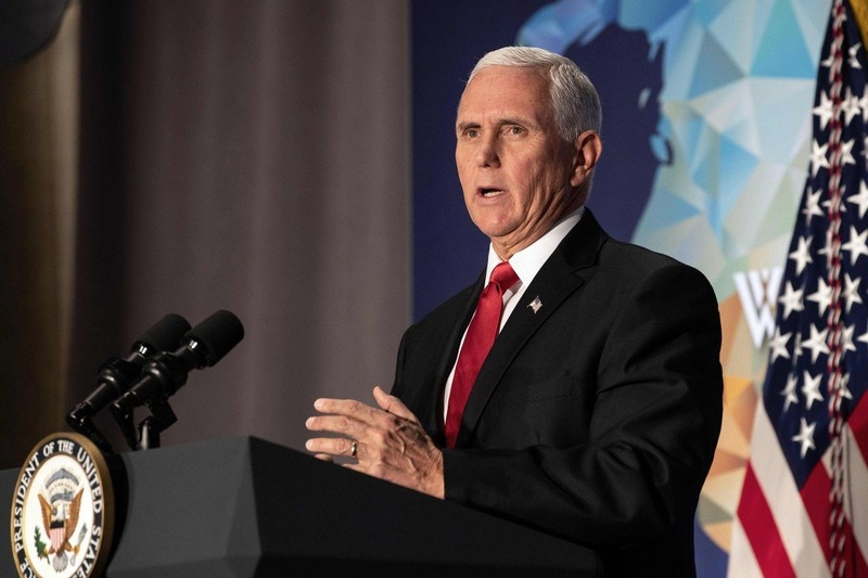 US Vice President criticizes China for its actions in East Sea