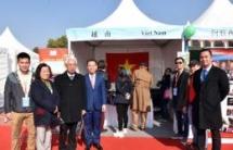 vietnams stall wins best style award at intl charity bazaar in beijing
