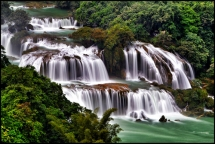 ban gioc waterfall in marvelous beauty