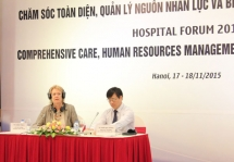 vietnam germany closely cooperate on nations health system
