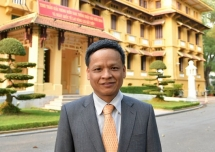 first ever vietnamese diplomat elected to international law commission