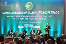 vietnam commits to strengthen law enforcement to curb illegal wildlife trade