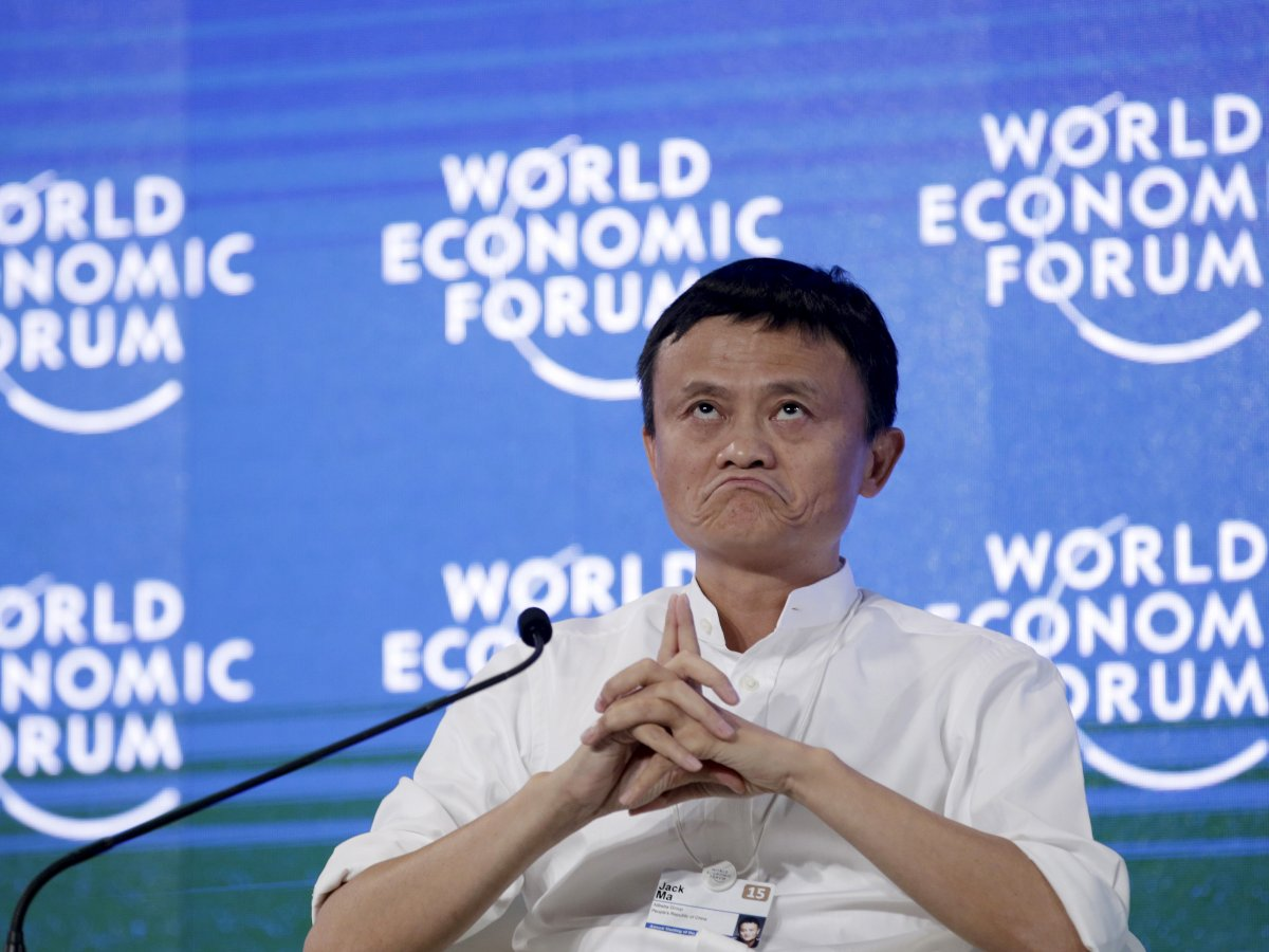 Jack Ma from being a poor English teacher to the richest man in China