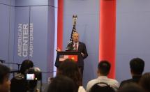 outgoing us ambassador set for fulbright vietnam post