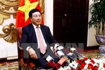apec 2017 a comprehensive success deputy pm pham binh minh