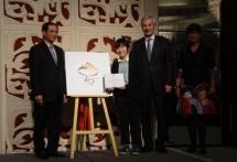 vietnamese student wins logo contest on vietnam belgium diplomatic ties